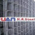 reforçado engranzamento de fio de ferro utilizado na construção concreta