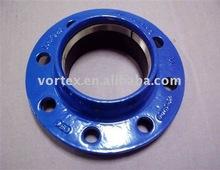 EN545 ductile iron restrained flange adapter