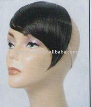 human hair bang/hair fringe