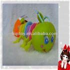 Cute worm stuffed plush toy