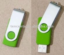 Advertisement Gifts: mini Swivel USB Flash 2012 hot selling Swivel usb flash drive , logo imrpint