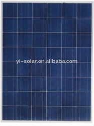 low price and high efficient 160w polycrystallline solar panle
