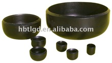 Hebei Tianlong seamless carbon steel pipe fitting end cap sch40