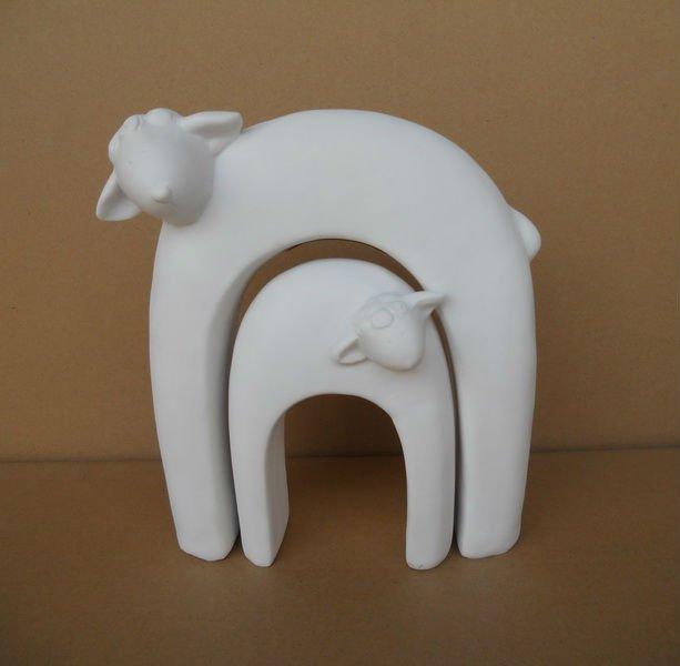 new design white sheep