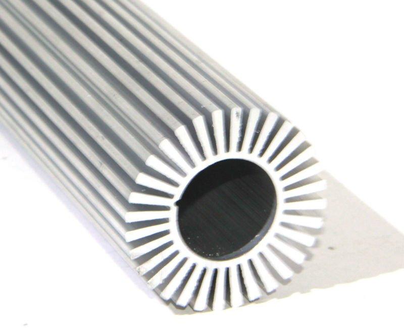 Aluminum Extrusions Oval Oval aluminium extrusion