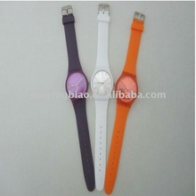 2014 Fashion new silicone&sports watches for ladies watches