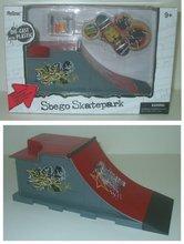 Hot Sale Finger Skate Board With Ramp, Hover Board STP-188559
