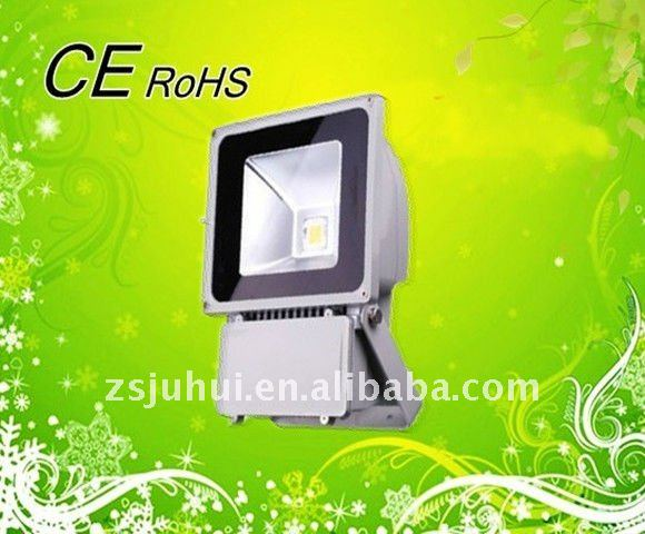 Ip65 Outdoor LED Flood Light 100W for Billboards from China Factory