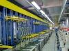 Crystal pulse electroplating machine