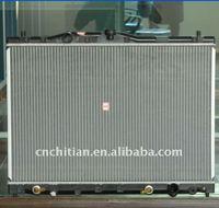 aluminium radiador