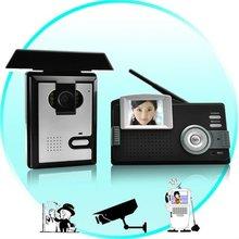 Wireless Audio Visual Intercom Entry System