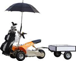3 wheel electric golf cart