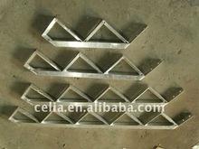 Aluminum Aluminium or Steel Stair Frame Stringer