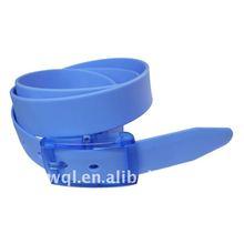 2012 Unique Silicone Flavour Belts