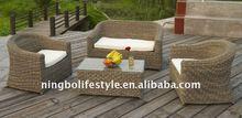 2015 synthetic outdoor rattan sofa sets/wicker garden furniture/patio furniture