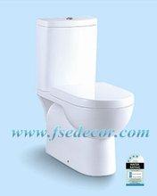 Water Mark Certificate Floor One Piece Toilet