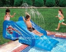 Climbing N slide& inflatable water slide