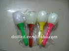LED Flashing Plastic Maraca Toy