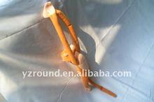 plush orange hanging small monkey