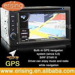 Erisin 6.2 inch 2 Din Car DVD Players low price
