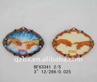 fridge magnet polyresin souvenir (BF63343)