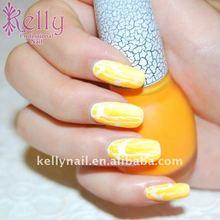 de alta calidad roto de esmalte de uñas crack esmalte de uñas