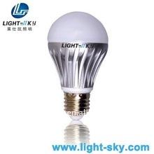 3*2W 110v e27 b22 led globe bulb
