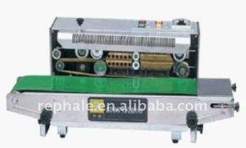 plastic/film packing machine