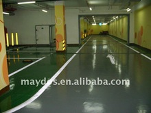 Maydos low voc epoxy resin industrial flooring for car park