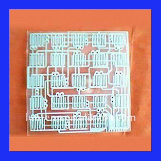 Personalizado - hechos circuito de la membrana con la función a prueba de agua