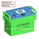 UPS Batteries 12V 100AH +BMS+CASE (LiFePO4 Battery)