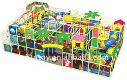 AMAZING! KIDS' PARADISE! Indoor Playground Flooring