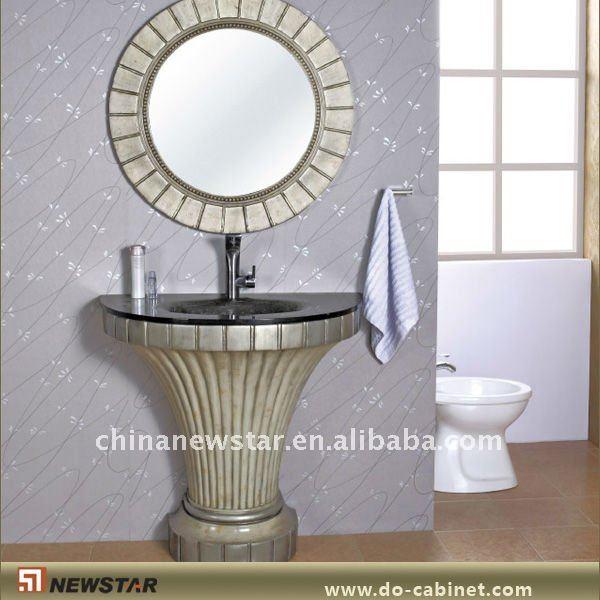 Baños Estilo Antiguo:De los estados árabes – estilo antiguo cuarto de baño del gabinete