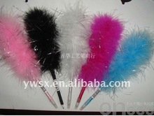 lovable promotional feather ballpoint pen