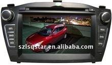 7'' HYUNDAI IX350 car Monitor Navi Entertainment dvd Player with GPS BT TV RADIO PIP 3D MENU ST-6770