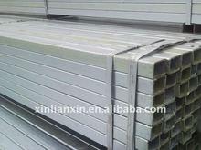 galvanized steel square tubing