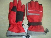 2012 lady's winter waterproof & windproof ski gloves