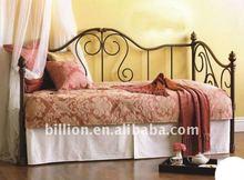 factory antique single iron sofa beds China