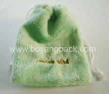 2011 velvet pouches gift bags
