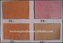 pork skin for lining shoe