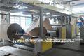 soporte molino de rodillo de cartón corrugado máquina de la caja
