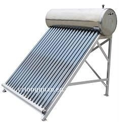 2011 Direct Plug Solar Water Heaters