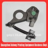 MO printing ink roller support
