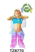 Восточный танец костюм для детей TZ-8770