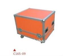 accustiomzed flight case for speaker