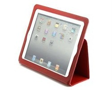 YOOBAO Executive Leather Case for iPad2 Red 100% Genuine Leather