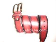 latest fashion leather belt
