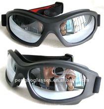 Stylish motorbike goggles With UV400 Protection