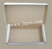 plain shoe box corrugated