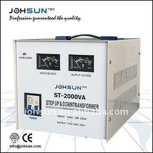 100VA step up voltage converter